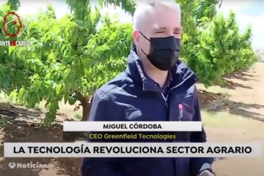Greenfield Technologies en Antena3 Noticias