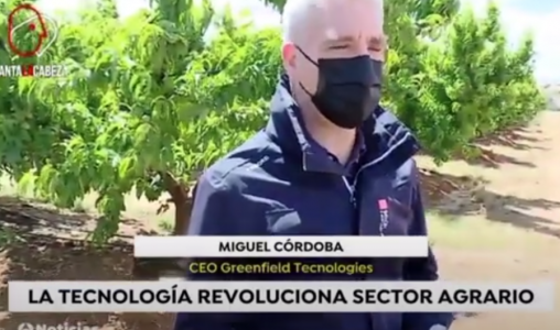 Greenfield Technologies in News Antena3